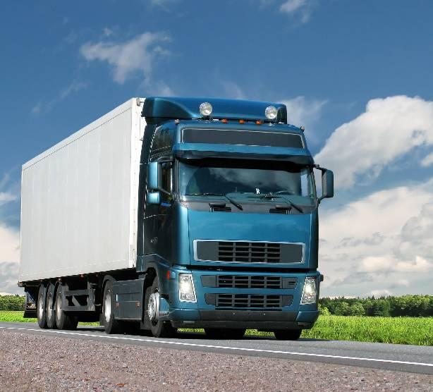 blue truck road transport vehicle repairs