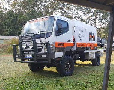 All Fixed Diesels heavy diesel mechanic sunshine coast service