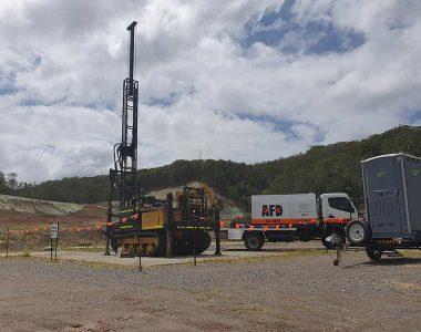 brisbane earth moving mechanic service fixing drill machinery