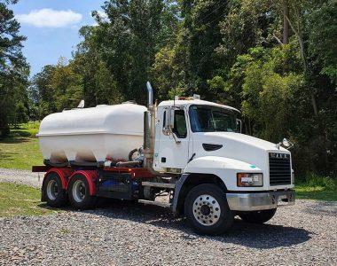 water truck servicing sunshine coast